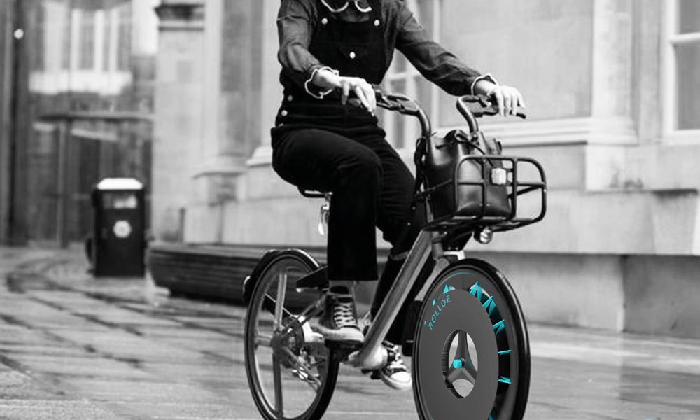 En pédalant sur ce vélo, vous dépolluez l'air des centres-villes
