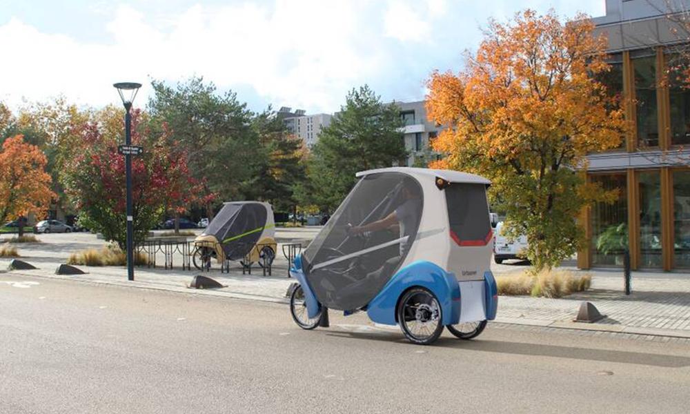 Les tricycles électriques sont-ils l'avenir de la mobilité en ville ?