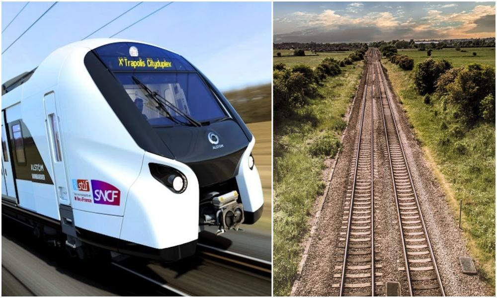 """La SCNF dévoile un """"rail vert"""", jusqu'à 90% moins polluant"""