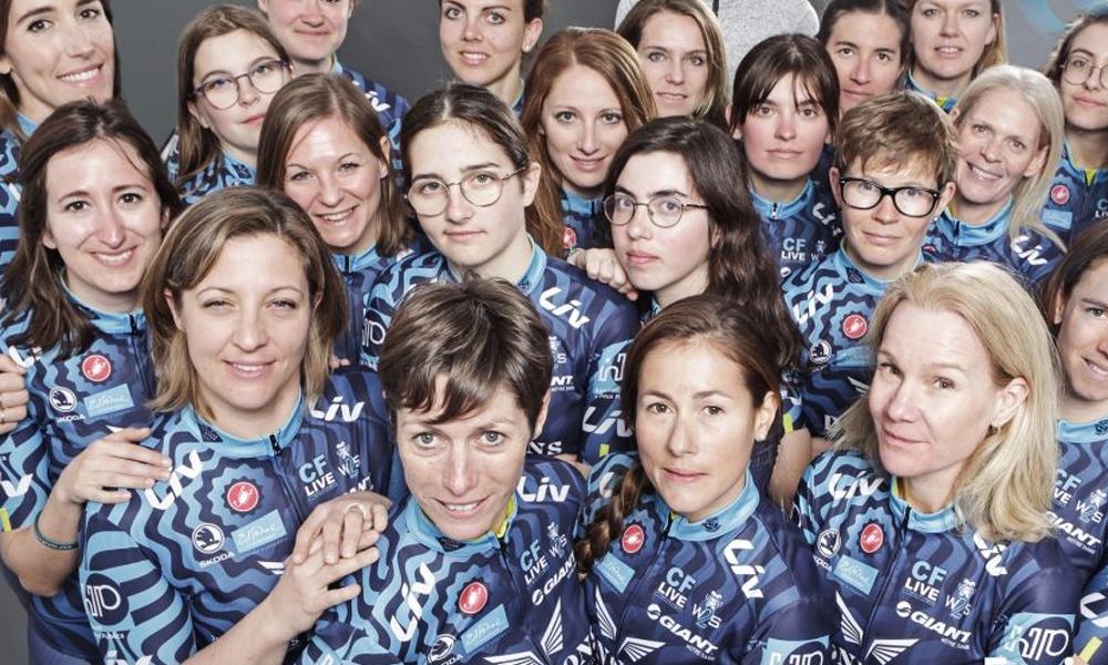 Ce club de cyclisme 100% féminin pédale contre les clichés machos