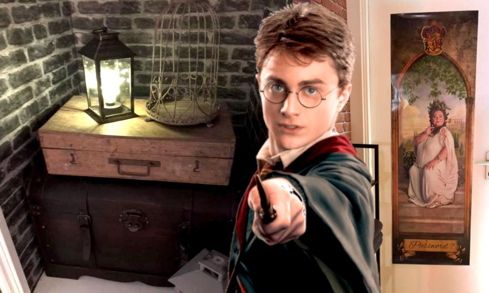En Bretagne, on peut se confiner dans la maison d'Harry Potter