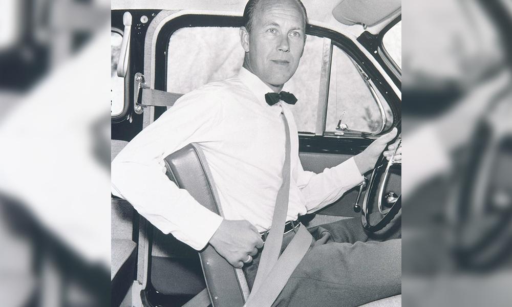 L'inventeur de la ceinture de sécurité aurait pu être milliardaire (mais il a préféré sauver des millions de vies)