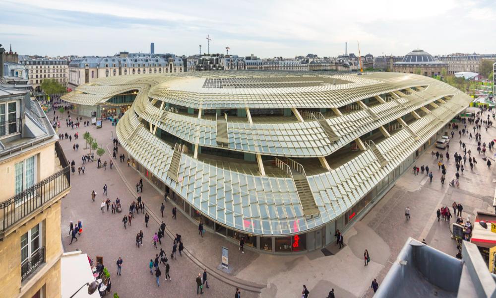 Le saviez-vous? Châtelet-Les Halles est la plus GRANDE gare souterraine au monde