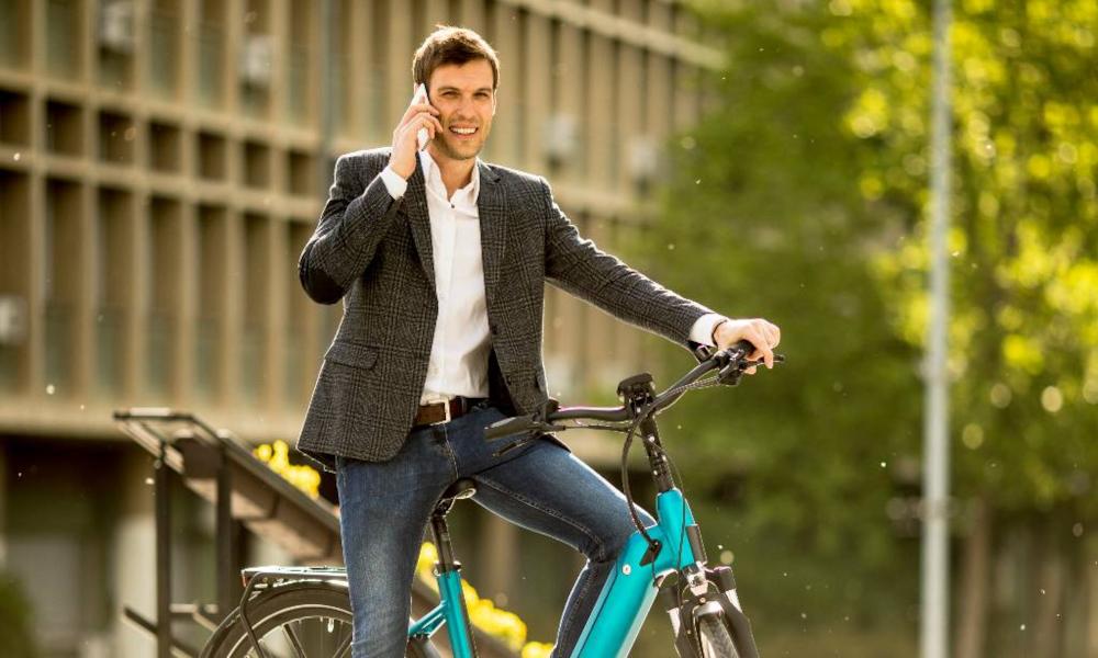 Avec Beecycle, c'est votre patron qui paie votre vélo électrique de fonction