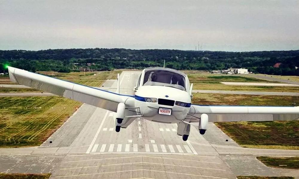 Voici la première voiture volante autorisée à décoller aux Etats-Unis