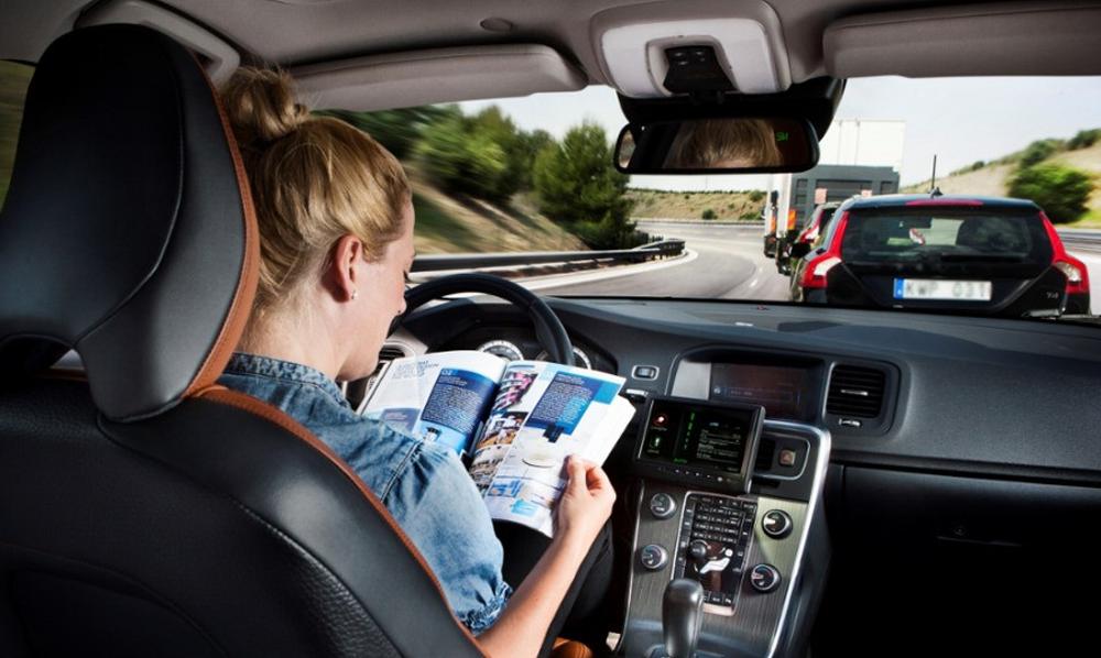 Selon une étude, les voitures autonomes sont une bombe écologique à retardement