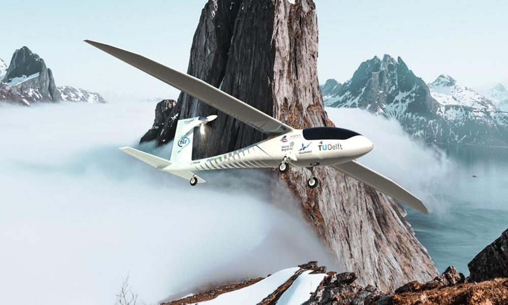 Des étudiants veulent faire décoller le premier avion à hydrogène dès 2022