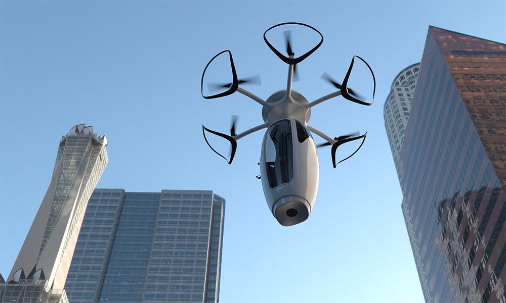 Cette capsule volante veut révolutionner le métro-boulot-dodo