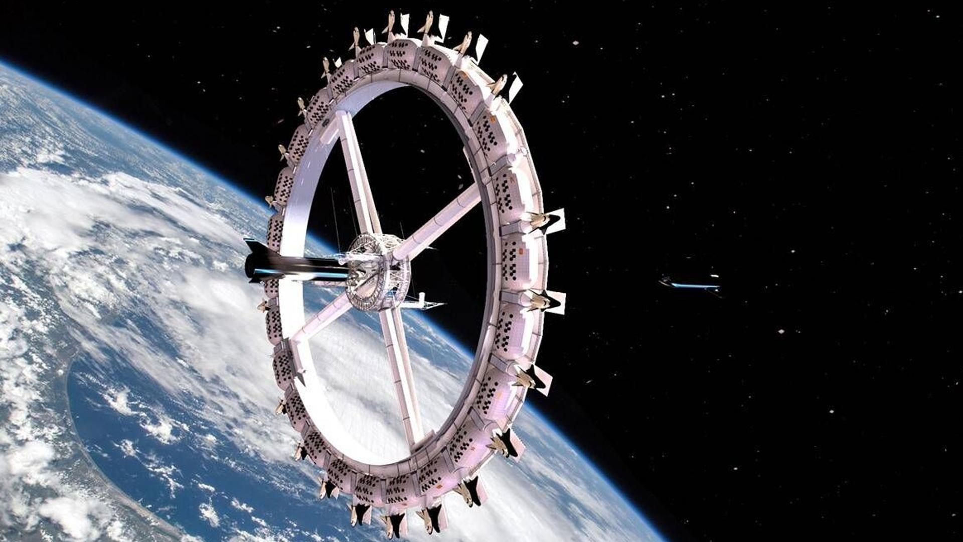 Le premier hôtel spatial ouvrira ses portes en 2027