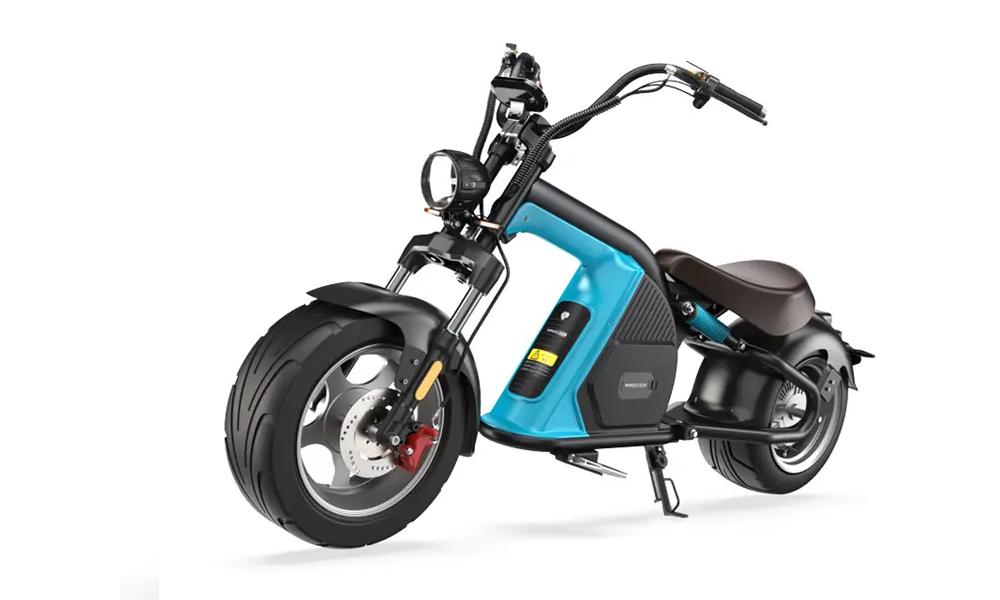 Les vrais bikers vont craquer pour ce chopper électrique à 2000 €