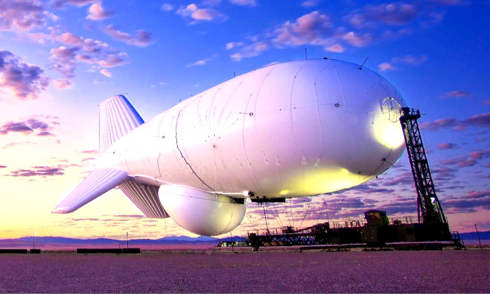 Pour le fondateur de Google, le futur c'est… le dirigeable à hydrogène