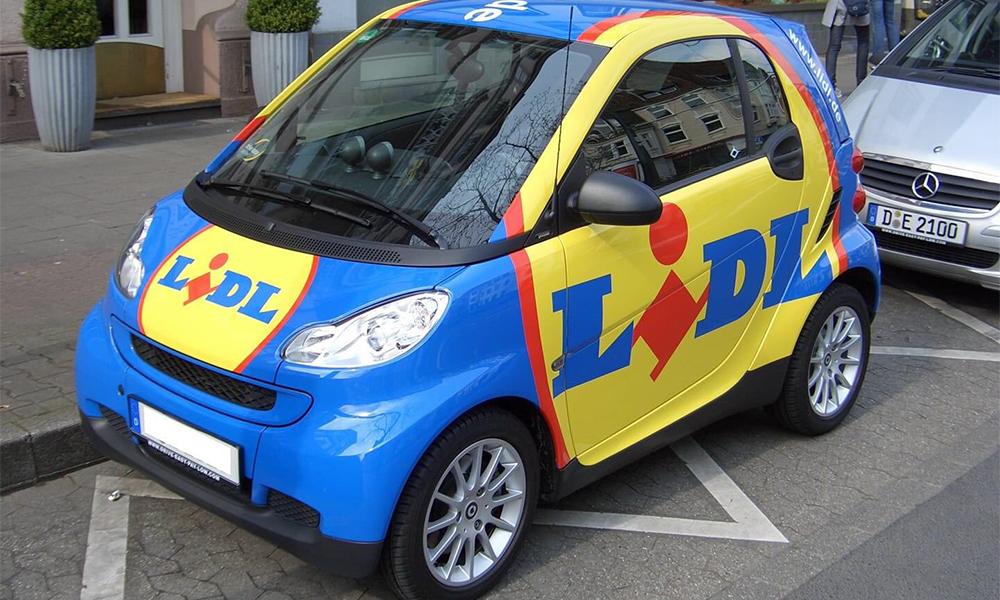 En Allemagne, il est désormais possible d'acheter sa voiture chez Lidl