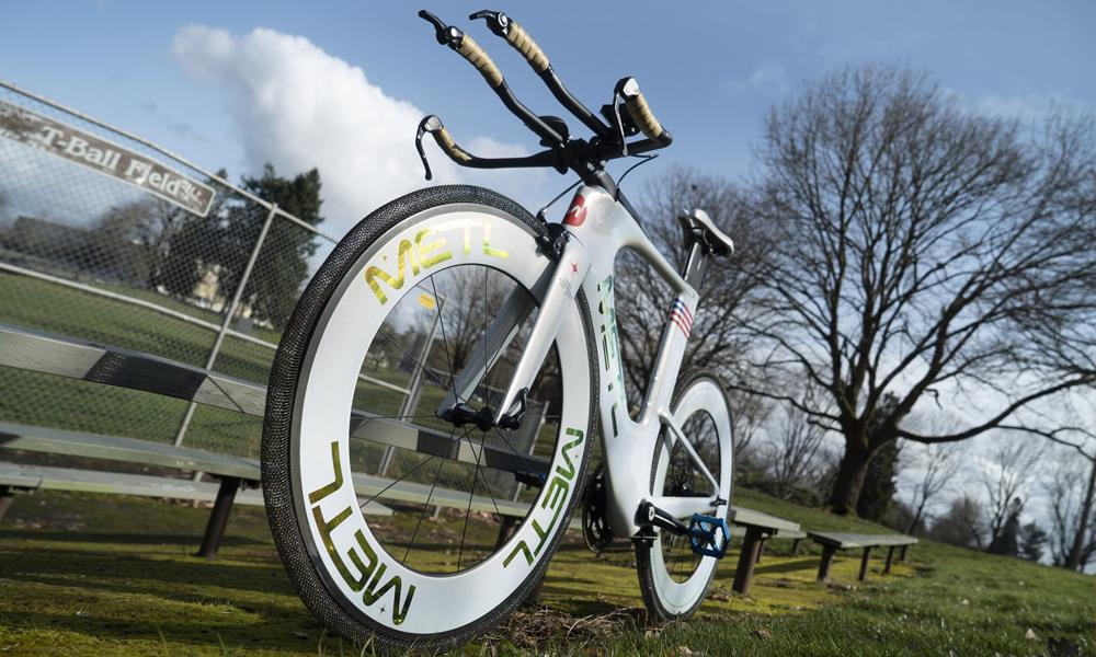 La NASA invente un pneu de vélo carrément increvable