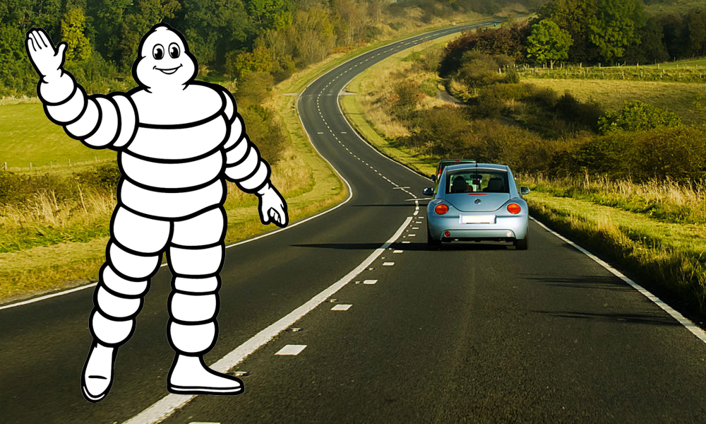 Michelin lance un outil pour calculer l'usure de votre voiture sur chaque trajet