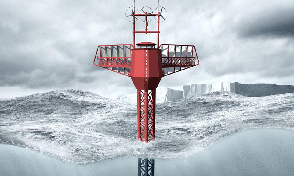 """Cet immense """"bateau vertical"""" va bientôt survoler l'Antarctique"""