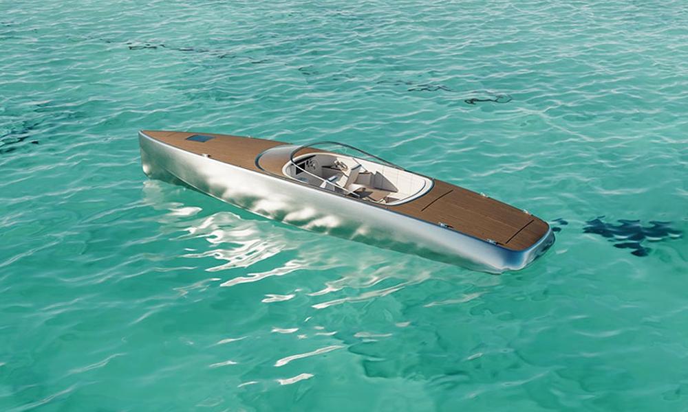 Ce bateau électrique en aluminium va plus vite que James Bond