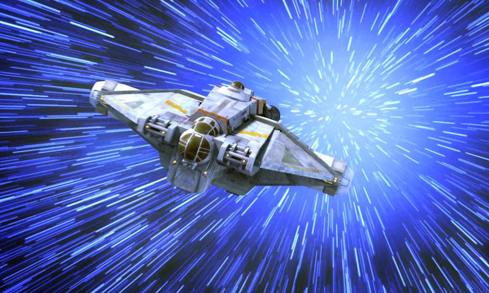 Voyager plus vite que la vitesse de la lumière ? C'est possible, selon un physicien