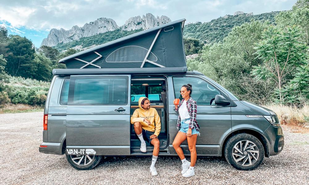 Adieu loyer et confinement : partez vivre dans un van