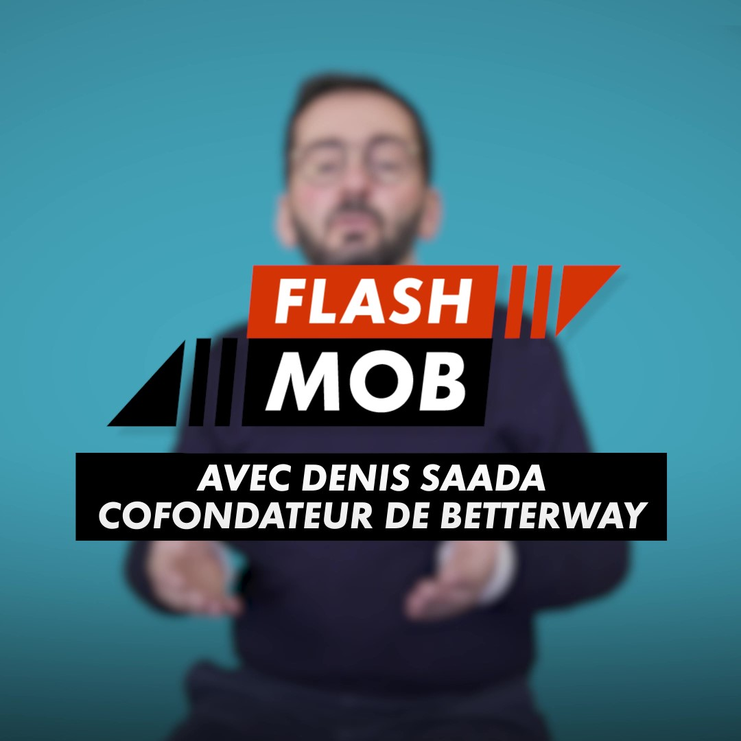 L'interview Flashmob : Betterway, la plateforme qui facilite l'accès aux mobilités durables aux salariés