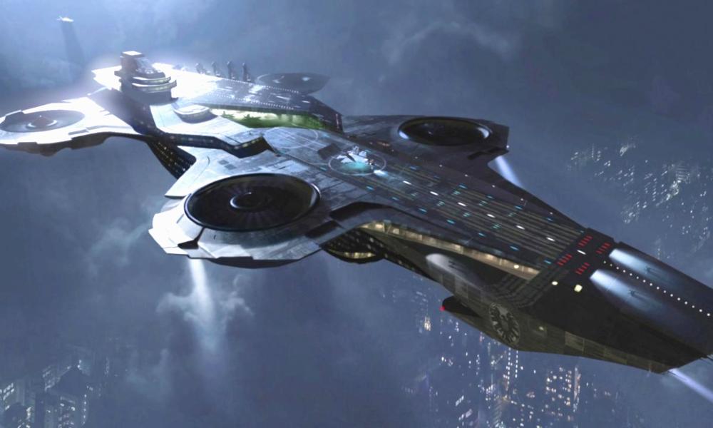 Les Etats-Unis vont construire le porte-avions volant des Avengers