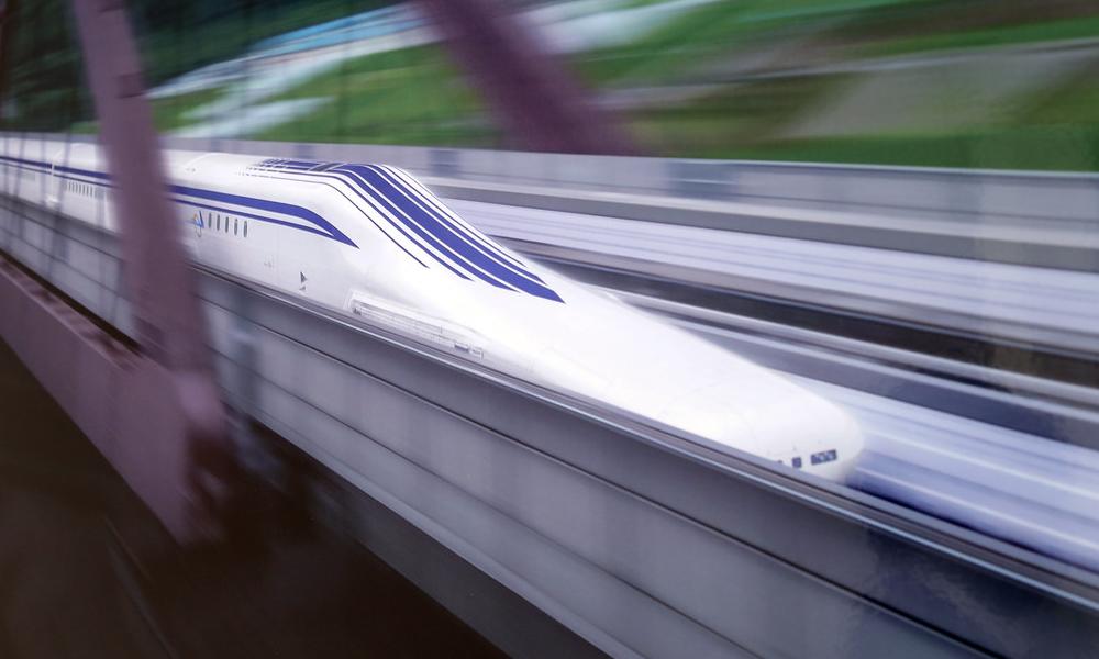 603 km/h : voici le train le plus rapide du monde