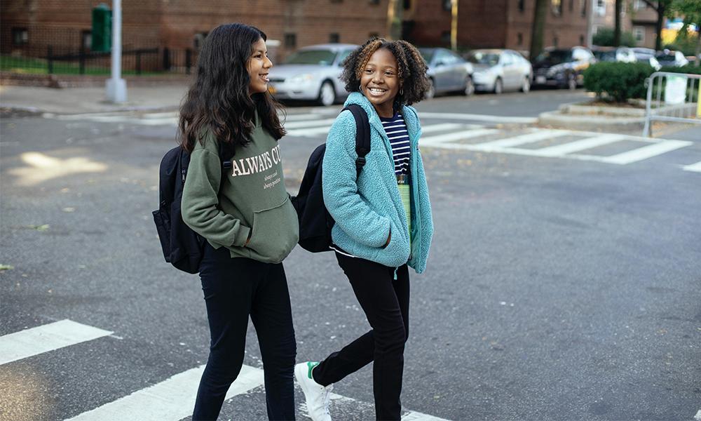 Faut-il piétonniser les rues aux abords des écoles ?
