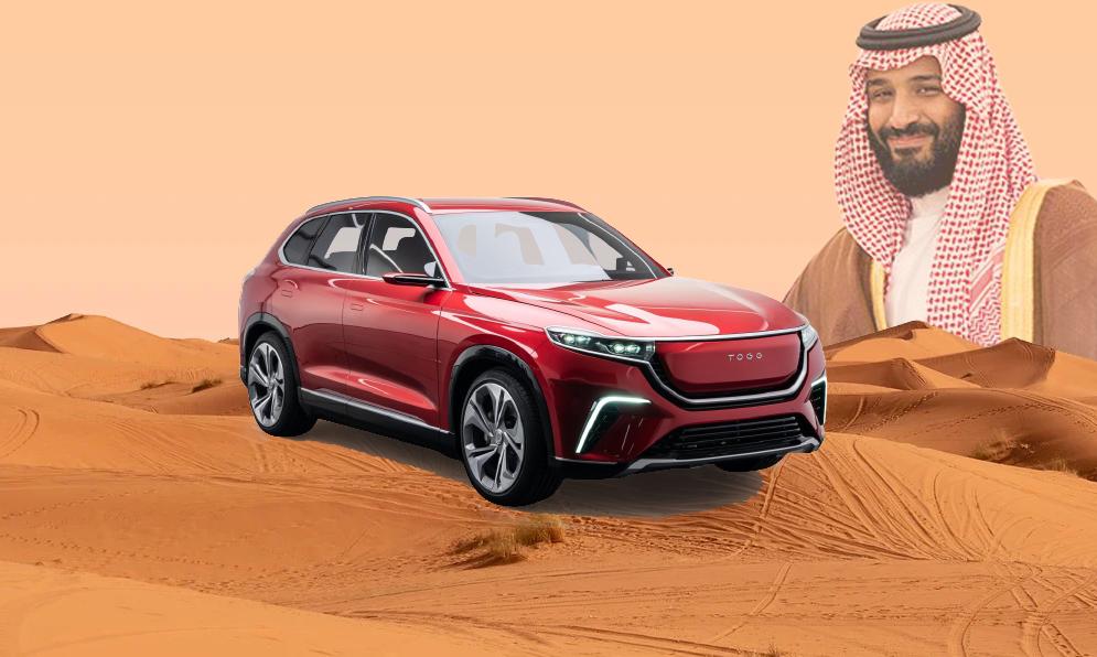 Pour éviter la panne d'essence, l'Arabie saoudite va construire des voitures électriques