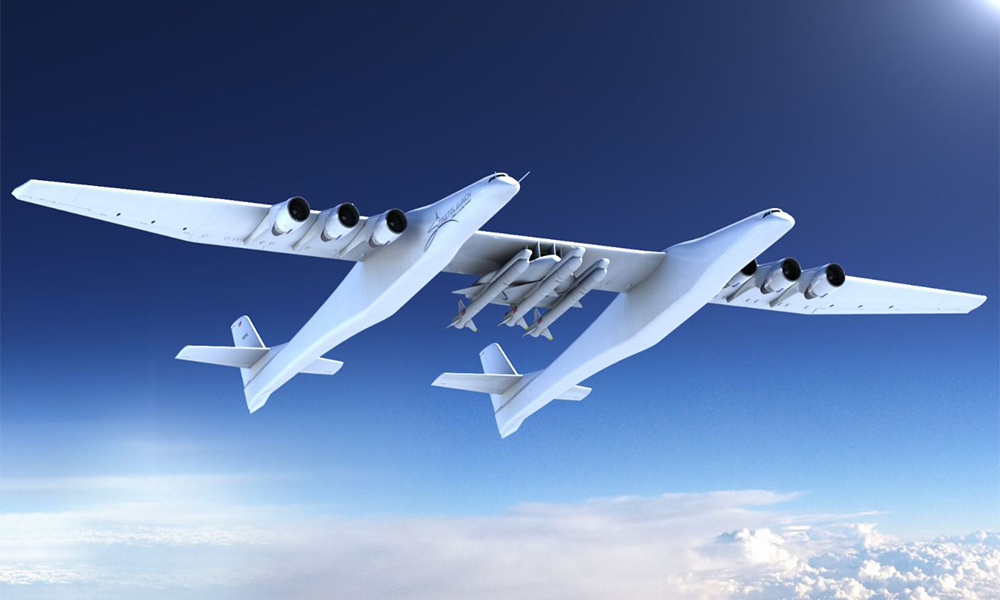 L'histoire XXL du «Roc», l'avion plus grand qu'un terrain de football