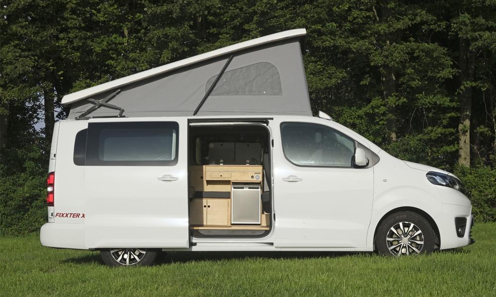 Vivre sur la route sans polluer la planète, c'est possible avec un camping-car électrique