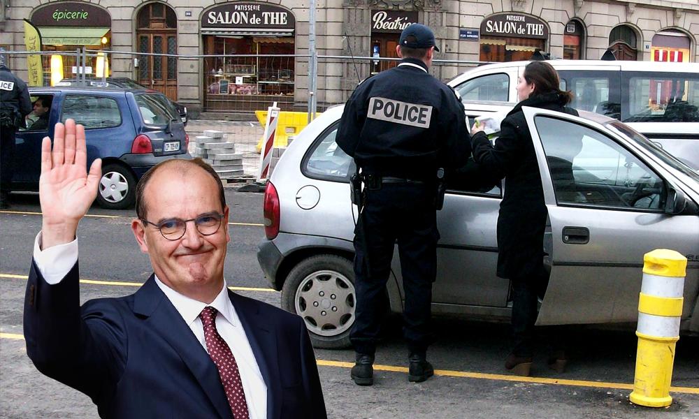 """Jean Castex : """"le refus d'obtempérer en cas de contrôle vous coûtera votre permis"""""""