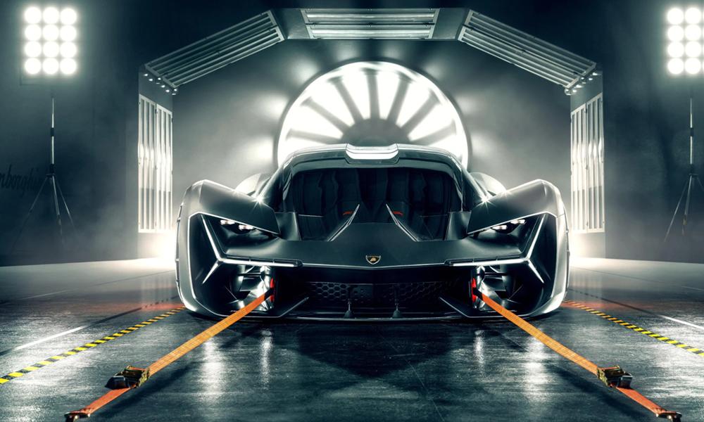 La première Lamborghini électrique de l'histoire pourrait rapidement sortir du garage