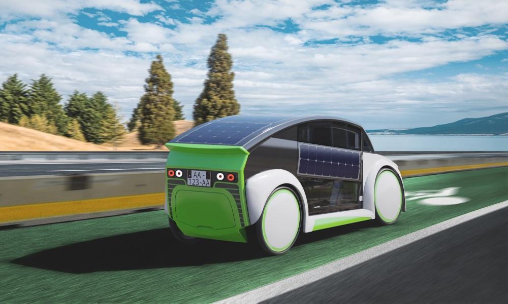 Midipile : une voiture à pédales 25 fois moins polluante qu'un modèle électrique