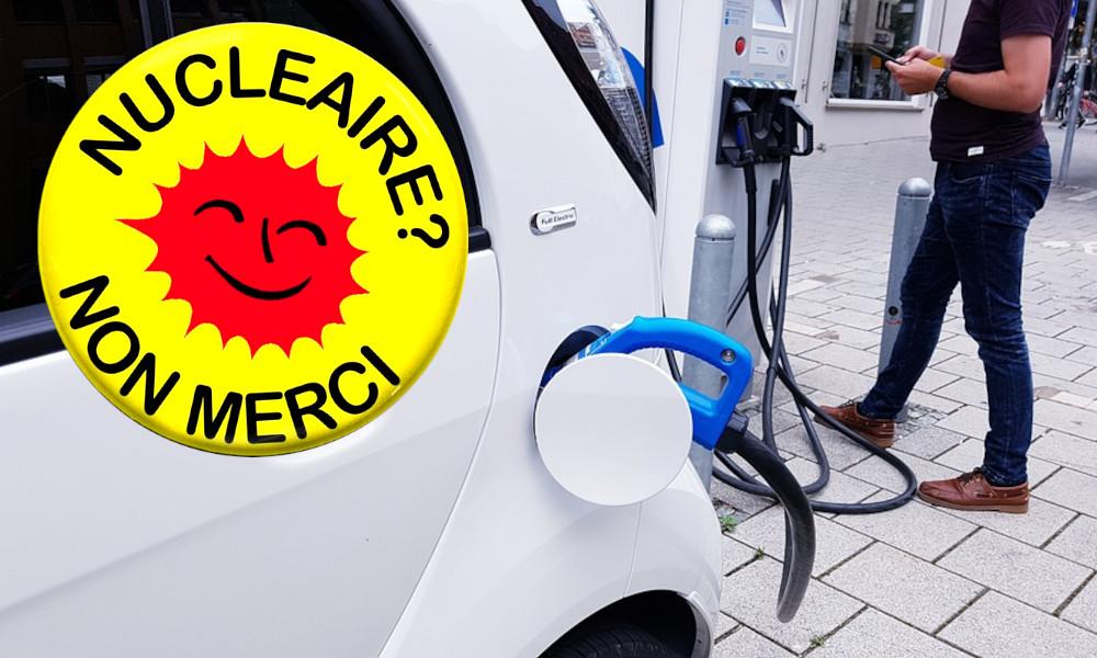 En France, les voitures électriques consomment seulement 0,2 % de la production d'électricité