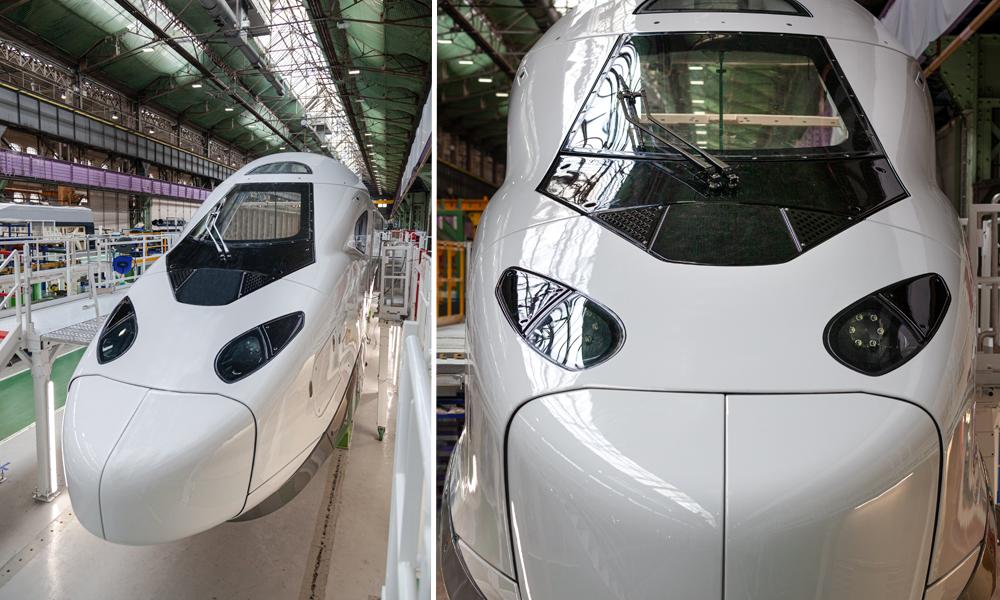 Un gros nez, plus de places et moins de pollution : voici le TGV prévu pour 2024