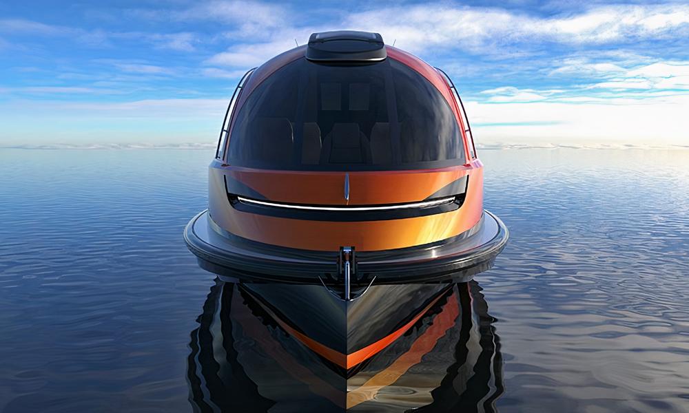 Cette auto-tamponneuse des mers est à vous pour 400 000 euros