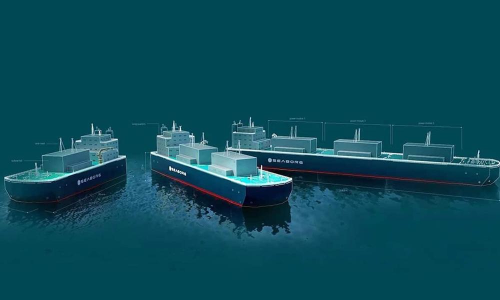 La solution du Danemark contre la fin du monde ? Des centrales nucléaires installées sur de petits bateaux