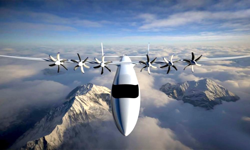 Made in Toulouse : un avion électrique capable de transporter 19 personnes sans polluer
