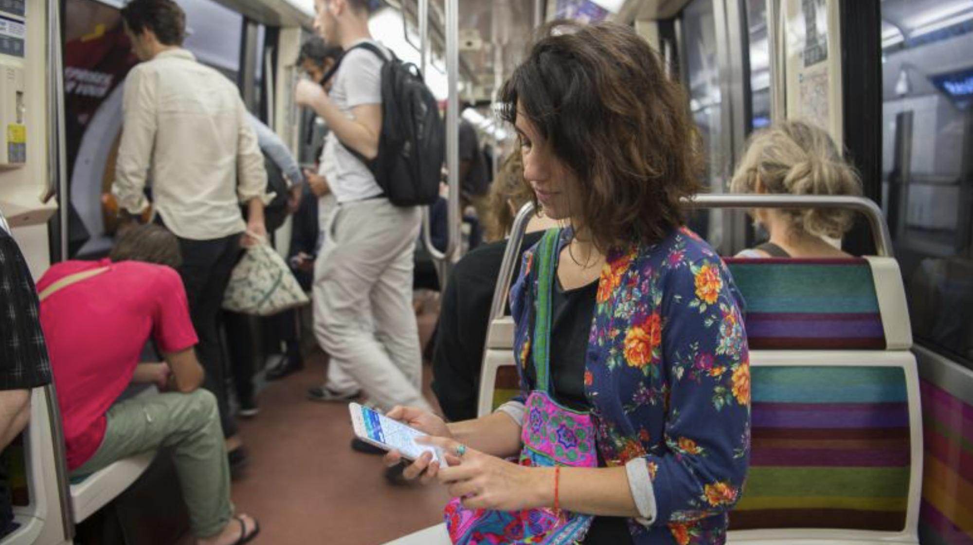 Bonjour RATP : une nouvelle appli pour se déplacer en métro, taxi, vélo et trottinette