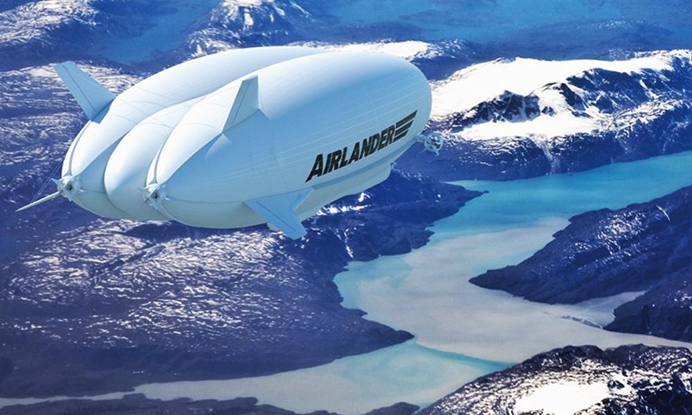 Dès 2025, on pourra voler dans ces ballons dirigeables en forme de fesses
