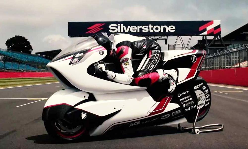 402 km/h : cette moto électrique veut devenir la plus rapide du monde