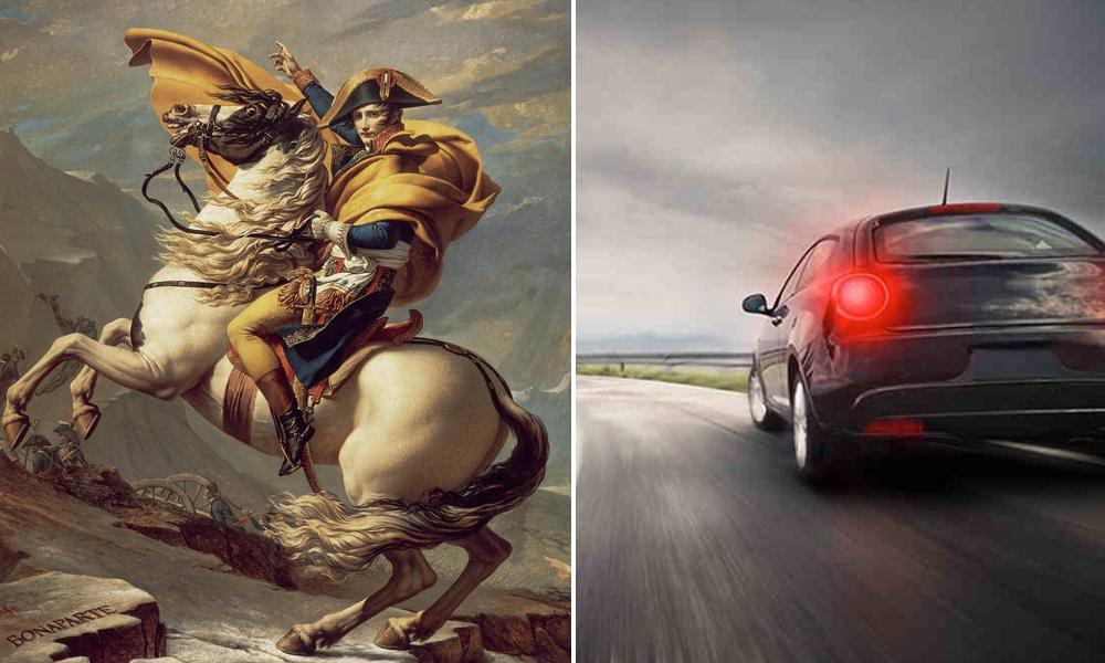 Est-ce vraiment grâce à Napoléon que nous conduisons à droite ?
