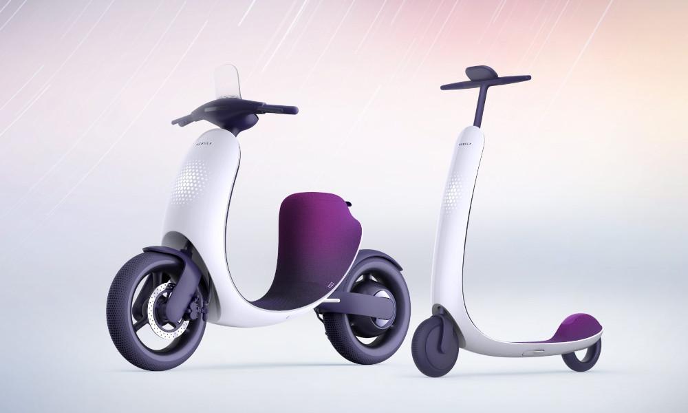 Nebula : des trottinettes et scooters électriques qui donnent envie de leur faire l'amour