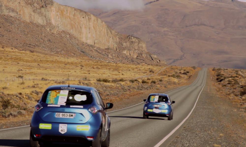 De Poitiers au Sahara, ce rallye électrique veut faire rimer Afrique et écologique
