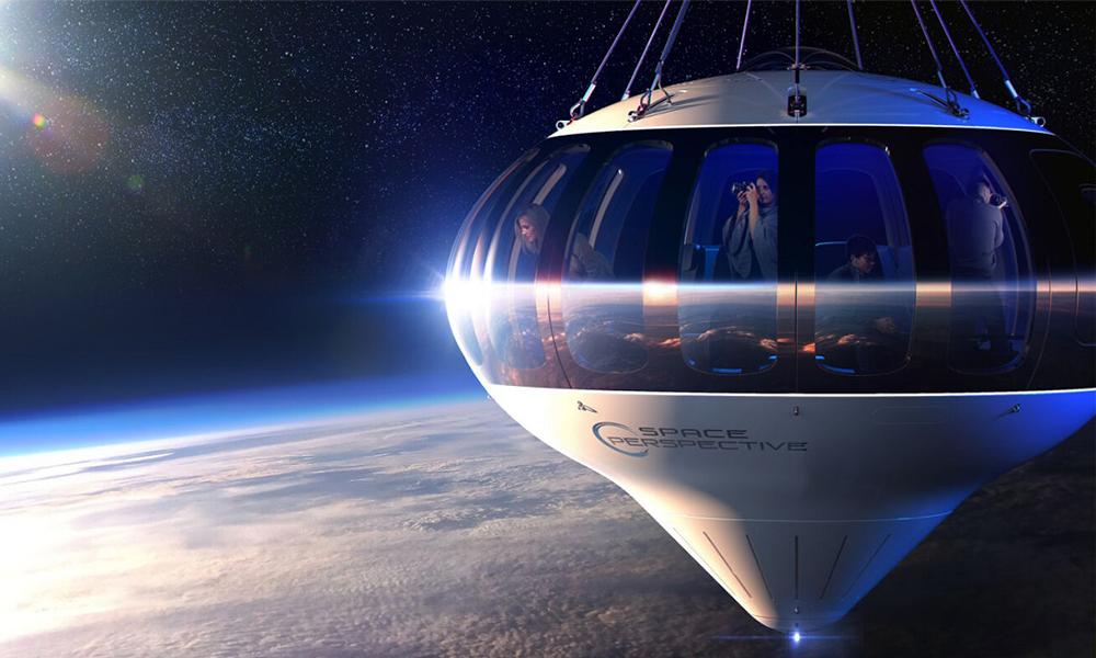 Dès 2024, cette montgolfière de l'espace permettra de faire le tour de la Terre