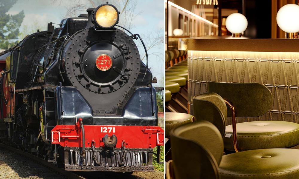 Midnight Trains, la startup française qui veut transformer les vieux trains en hôtels roulants