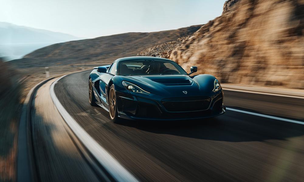 410 km/h : cette voiture électrique roule plus vite qu'une Formule 1