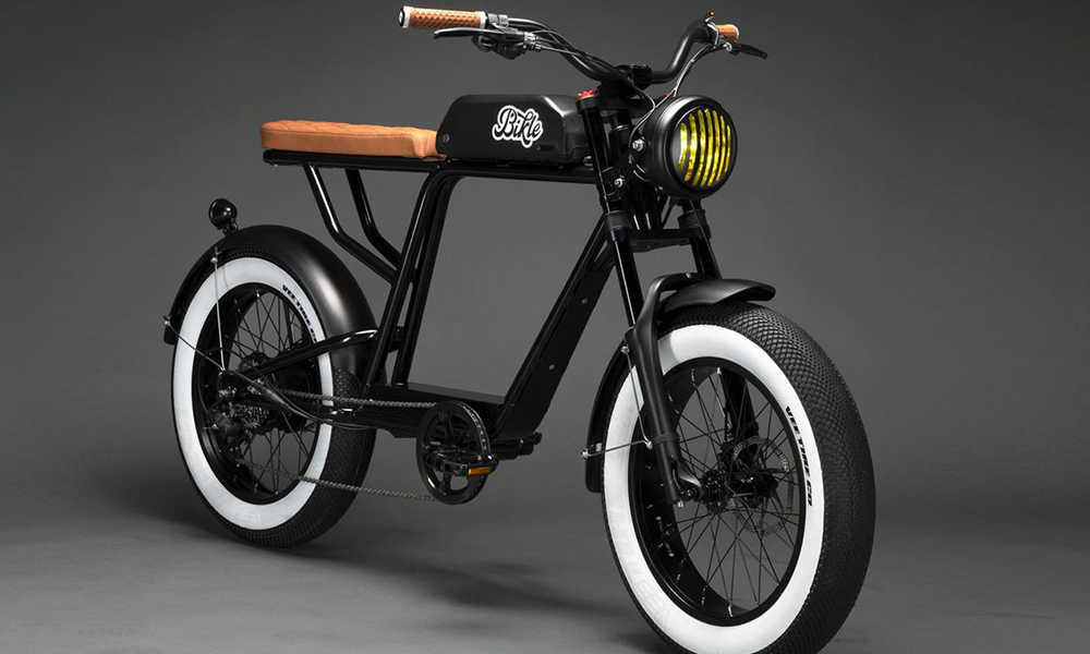 Bikle : ceci n'est pas une mobylette, c'est un vélo électrique