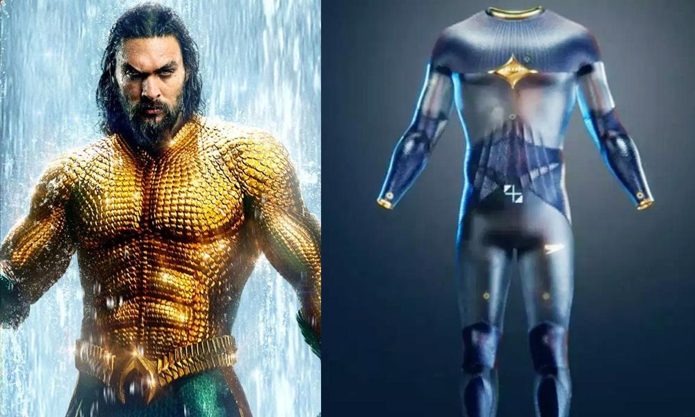Grâce à cette combi du futur, vous pourrez bientôt nager aussi vite qu'Aquaman
