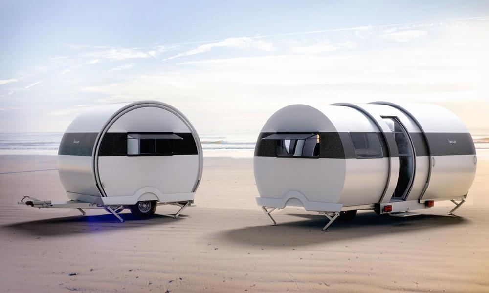 La taille compte : cette caravane triple de volume en moins d'une minute ! (vidéo) Par Vincent Pons Beauer