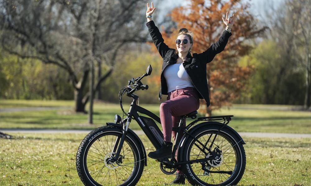 La science a tranché : faire du vélo électrique, c'est vraiment du sport